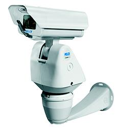 Всепогодная поворотная IP-камера с рабочими температурами  до –45°C