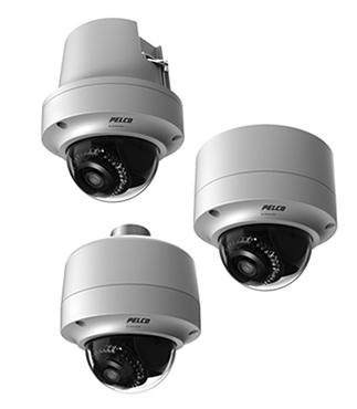 Купольные уличные IP-камеры с IK10 и IP66