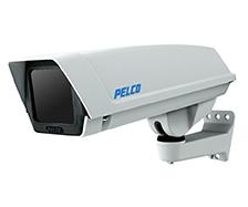Уличный кожух для видеокамеры с PoE и классами IK10 и IP66
